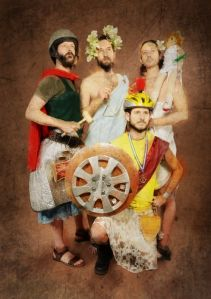 The Raw Men Empire - צילום : אלון פורת