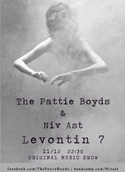 The Pattie Boyds & Niv Ast